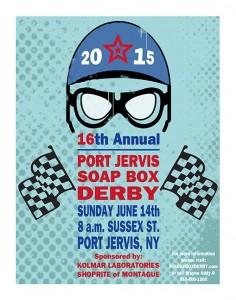 2015 Port Jervis NY Soap Box Derby