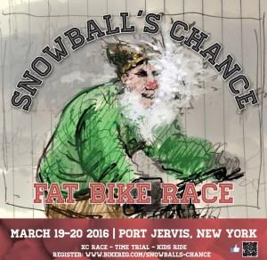2015 Snowballs Chance Fat Bike Race