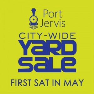 City Wide Yard Sale First Sat in May
