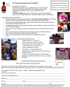Microsoft Word - Scarecrow Contest Rules ^0 Entry_2016