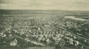 City of Port Jervis NY turn of 20th Century