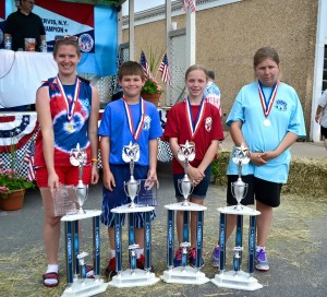 2015 Port Jervis Soap Box Derby Champions