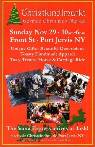 2015 Christkindlmarkt Flyer